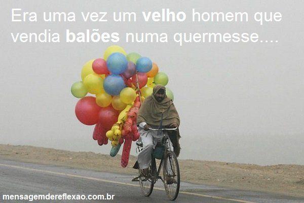 O Vendedor de Balões