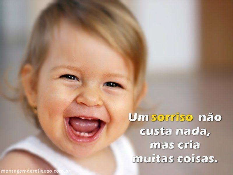 O poder de um sorriso