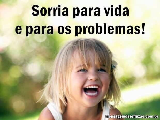 Ria da vida, e dos problemas!