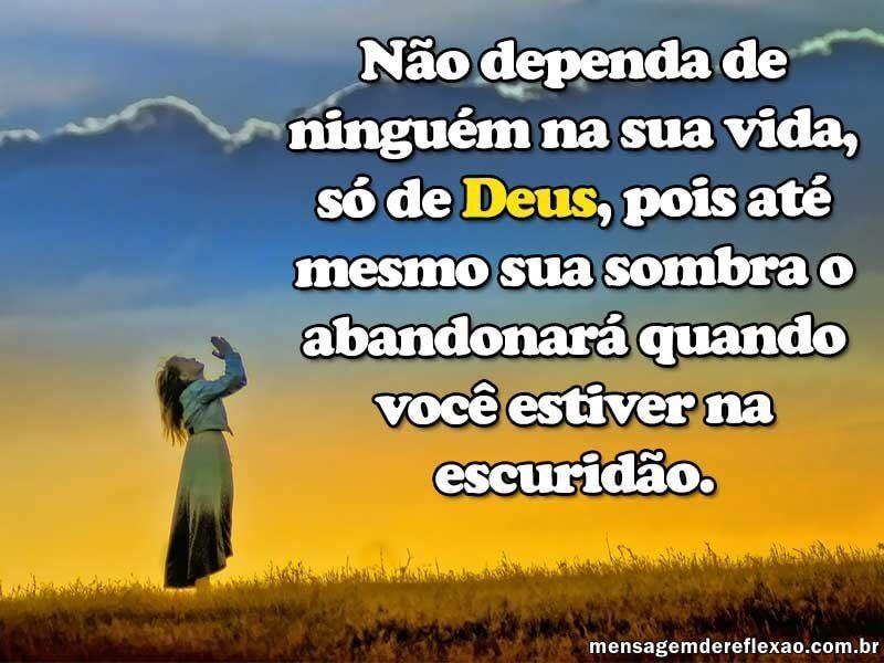 Dependa de Deus