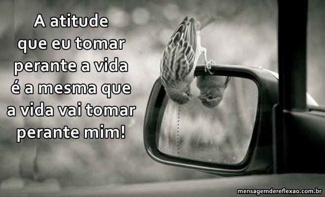 Atitudes na vida…