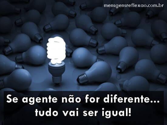 Seja Diferente!
