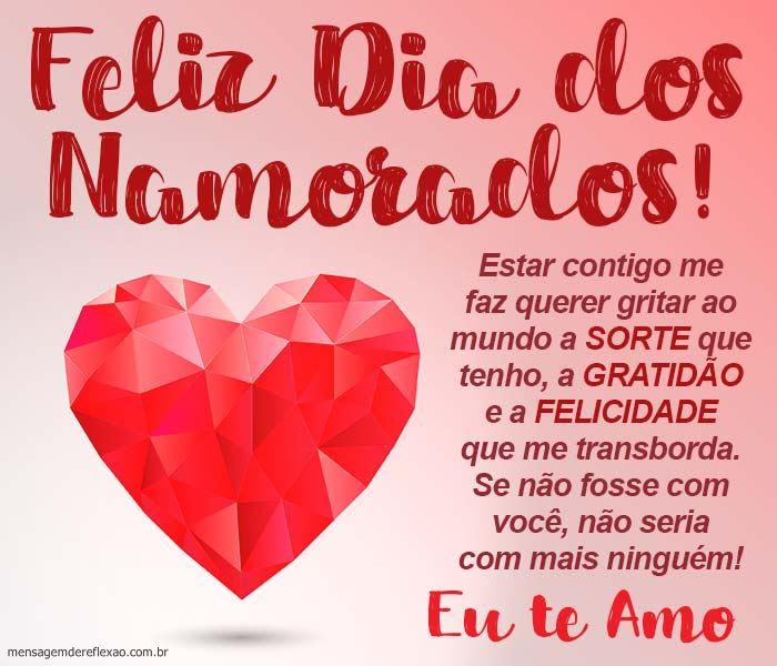 Mensagem para o Dia dos Namorados