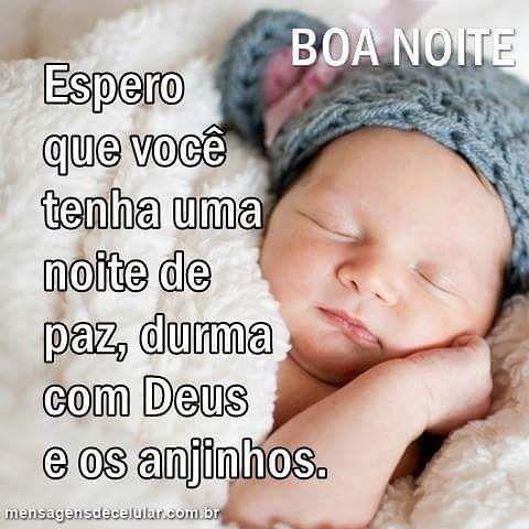 Boa Noite com Anjinhos!