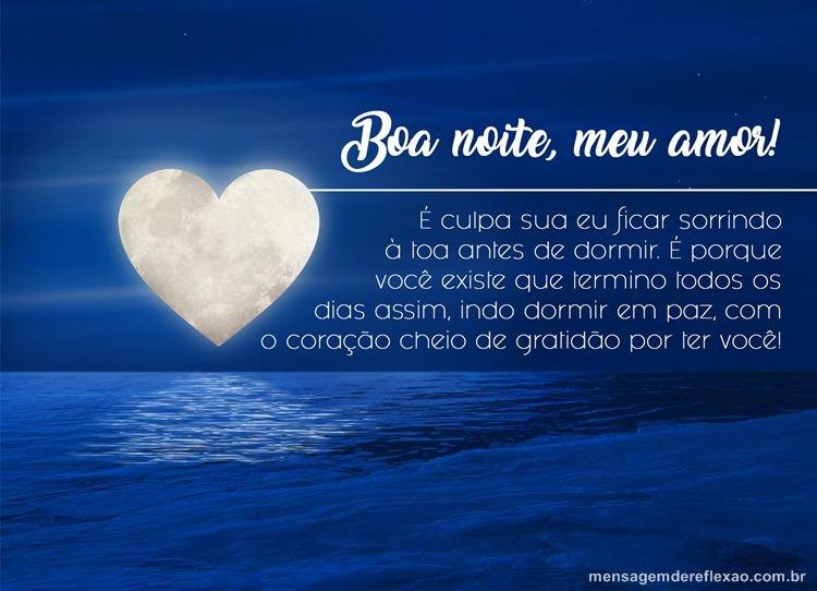 Boa Noite Amor: Muito Mensagem Espirita De Boa Noite MU55