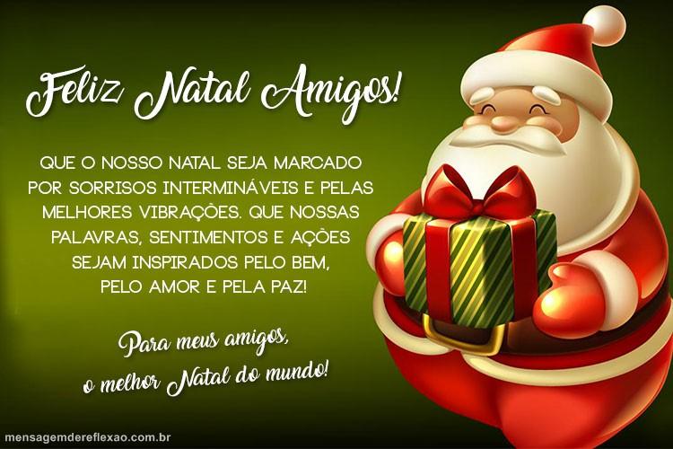 Feliz Natal Amigos!