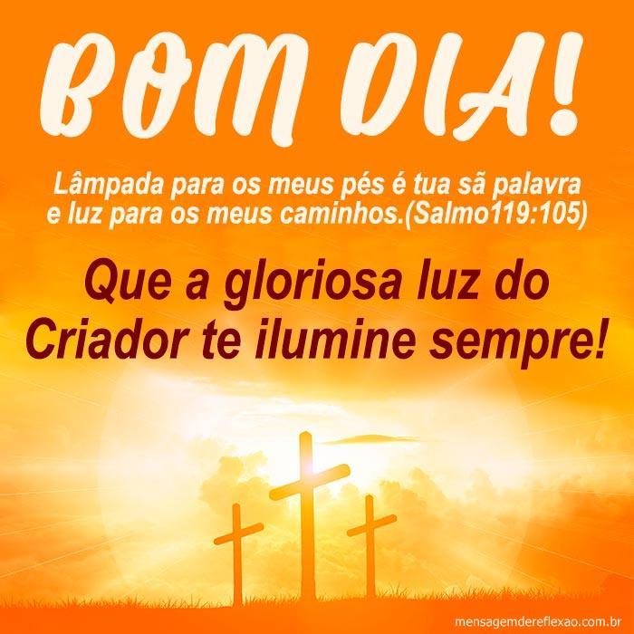 Salmo de Bom Dia