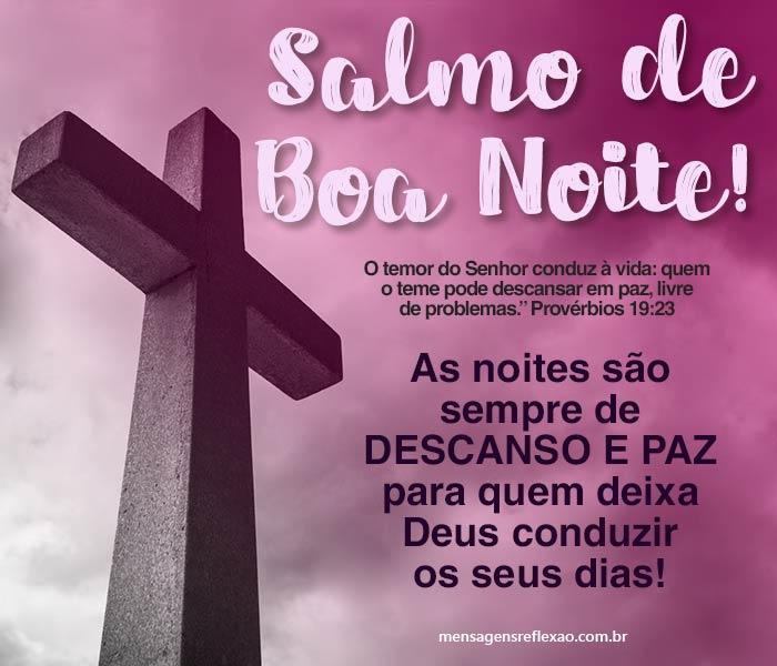 Salmo de Boa Noite