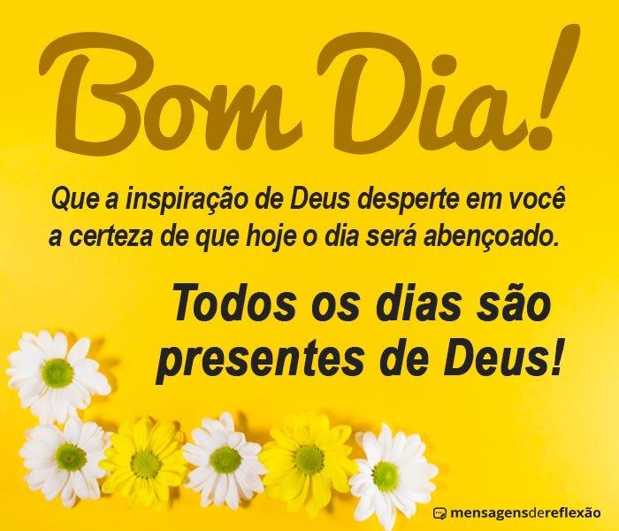 Bom Dia com a Vontade de Deus