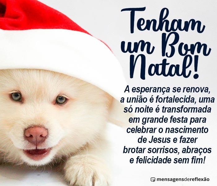 Tenham um Bom Natal